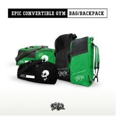 Die Epic Gear Bag